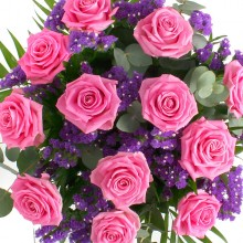 Букет цветов «Этюд»