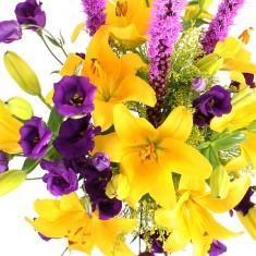 Букет цветов «Джаз»