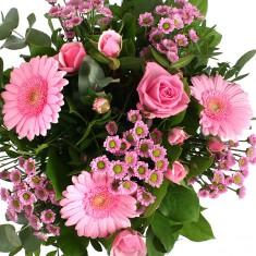 Букет цветов «Пробуждение»