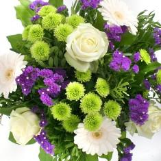 Букет цветов «С добрым утром!»