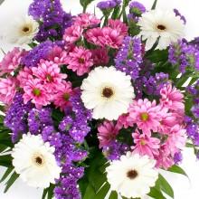 Букет цветов «Вальс цветов»