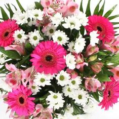 Букет цветов «Прикосновение»