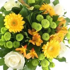 Букет цветов «Мое солнышко»