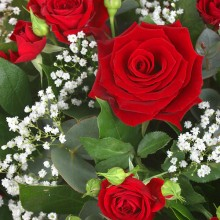 Букет роз «Ретро»