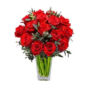 Букет из красных роз «Для Вас»