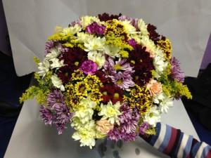 Букет цветов «Фиеста»