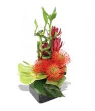 Букет цветов «Генерал»