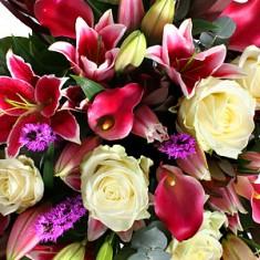 Букет цветов «Сказка»
