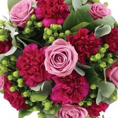 Букет цветов «Комплимент»