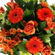 Букет цветов «Улыбка»