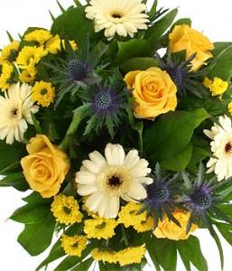 Букет цветов «Раздолье»