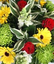 Букет цветов «Вояж»