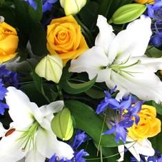 Букет цветов «Вивальди»