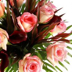 Букет цветов «Версаль»