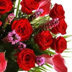 Букет цветов «Аврора»