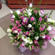 Букет цветов «Эквадор»