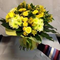 Букет цветов «Прованс»