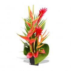 Букет цветов «Флагман»