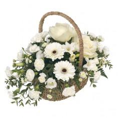Цветы в корзине «Милашка»