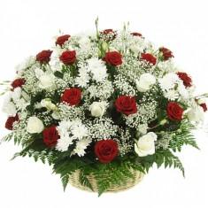 Букет цветов «Презент 2″