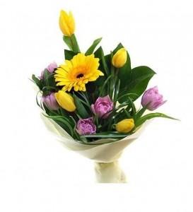 Букет цветов «Радость встречи»