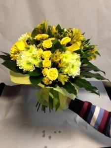Букет цветов «Нежное лето»