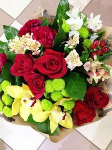 Букет цветов «Моя радость»