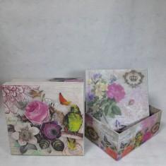 Коробка для презента 15 на 15 см