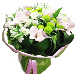 Букет цветов «Утро»