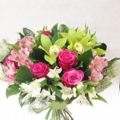 Эксклюзивный букет цветов