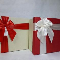 Коробка для презента 18 на 18 см