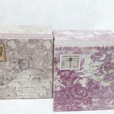 Коробка для презента 20 на 20 см