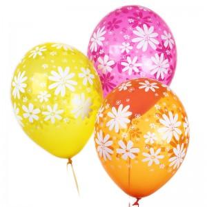 Гелиевых 3 шарика