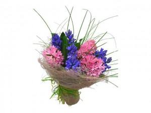 Букет цветов «Ароматное впечатление»