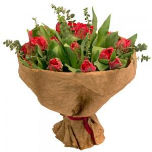 Букет цветов «Бархатный сезон»