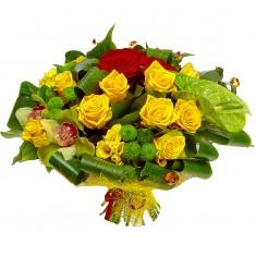 Букет цветов «Карнавал»