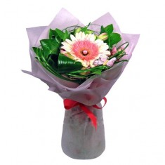 Букет цветов «Праздничное настроение»