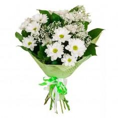 Букет цветов «Рассвет»