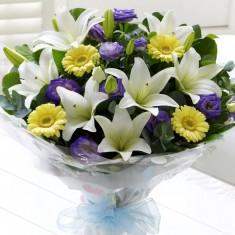 Букет цветов «Романтика»