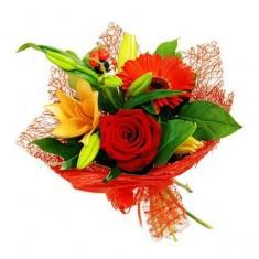 Букет цветов «Вдохновение»
