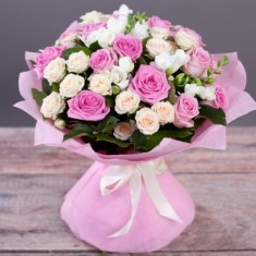 Букет цветов «Вернисаж»