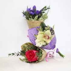 Букет цветов «Весенний праздник»