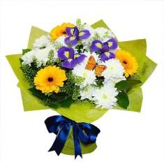 Букет цветов «Яркое воспоминание»