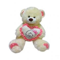 Мягкая игрушка Медведь с сердечком