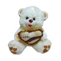 Мягкая игрушка Медвежонок с сердечком