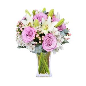 Букет цветов «Чудное мгновение»